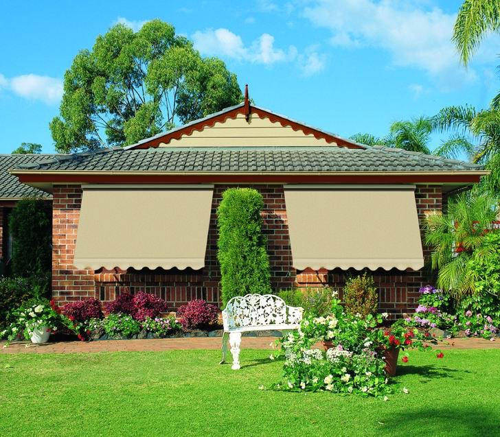 Awning Pivot Arm for homes and business by East Coast Awnings and Blinds, Brisbane